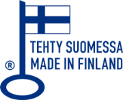 Tehty Suomessa. Made in Finland.